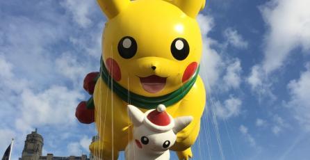Fans creen que un nuevo juego de <em>Pokémon</em> se anunciará en un desfile