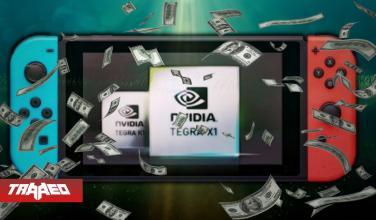 NVIDIA registra ingresos récord gracias a Nintendo Switch