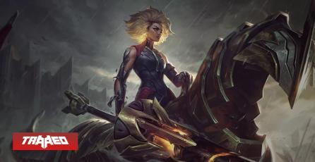 Rell: nueva support con un oscuro pasado llega a League of Legends