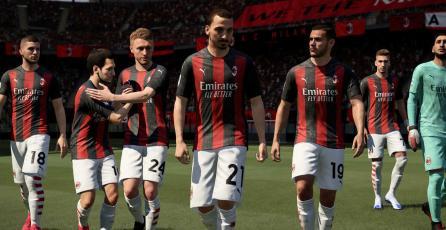 EA responde a Ibrahimovic y explica que tiene los derechos para llevarlo a <em>FIFA 21</em>