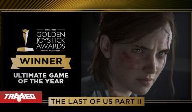 The Last of Us Part ll es GOTY en Los Golden Joystick Awards, lista completa de ganadores
