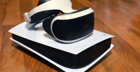 Nuevo PlayStation VR para PS5 tendría tecnología háptica, según patente