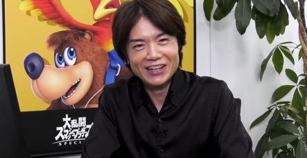 Masahiro Sakurai ya probó PlayStation 5 y esto es lo que opina de la consola