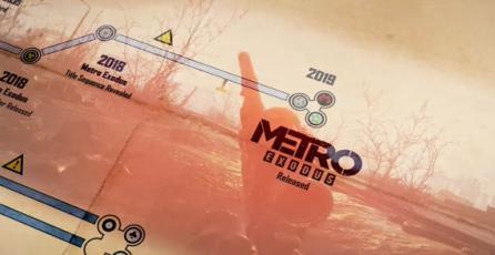 """Metro - Tráiler 10° Aniversario """"Línea de Tiempo"""""""