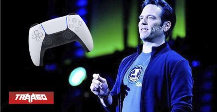 Phil Spencer le tira flores a DualSense y afirma que en Xbox están aprendiendo de él