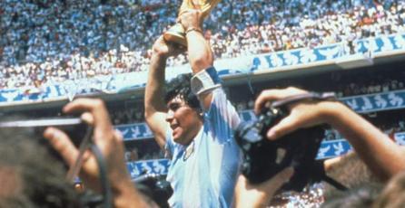 Fallece Diego Maradona, leyenda del futbol; ésta fue su historia con los videojuegos