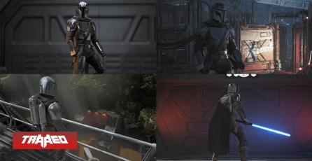 Crean mod para jugar como The Mandalorian en Star Wars Jedi: Fallen Order