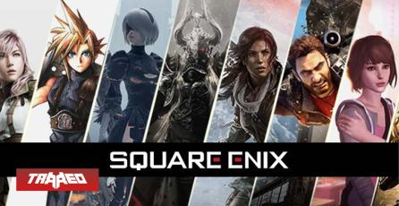 ¿El futuro? Square Enix dejará a sus empleados hacer teletrabajo permanentemente