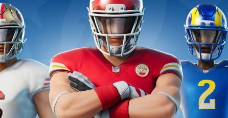 <em>Fortnite</em>: la NFL regresó al Battle Royale con todo este nuevo contenido