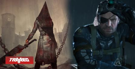Rumor: Reboot de Silent Hill y Metal Gear Solid remake serían exclusivos de PS5