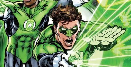 Green Lantern iba a tener un juego para SNES, pero fue cancelado