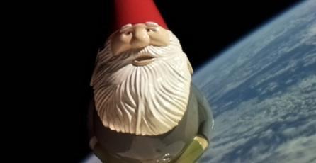 ¡Misión cumplida! El gnomo de Gabe Newell llegó exitosamente al espacio
