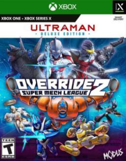 Override 2: Super Mech League - Ultraman Edition