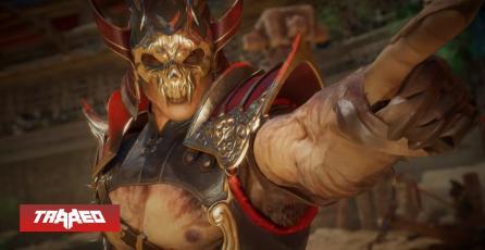 Creador de Mortal Kombat revela el origen de Shao Khan