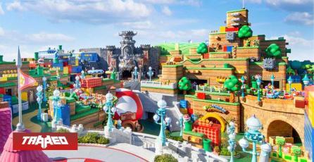 Super Nintendo World abrirá el 4 de febrero en Japón