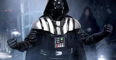 Sujeto robó el casco original de <em>Darth Vader</em> y el de un Stormtrooper
