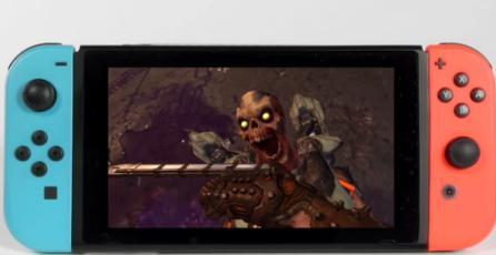 DOOM Eternal - Tráiler Fecha de Lanzamiento | Nintendo Switch