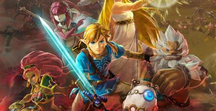 <em>Hyrule Warriors: Age of Calamity</em>