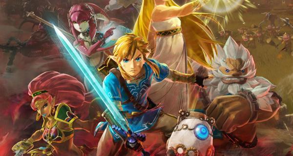 <em>Hyrule Warriors: Age of Calamity</em>