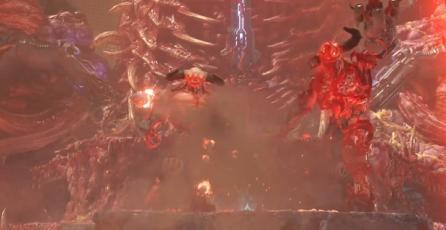 "Doom Eternal - Tráiler Lanzamiento DLC ""New Master Level: Super Gore Nest"""