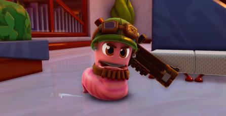 Worms Rumble - Tráiler de Lanzamiento