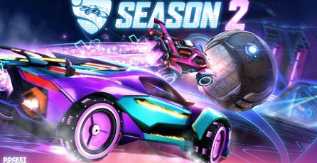 <em>Rocket League</em> - Temporada 2 Trailer