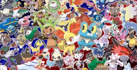 ¡Pokémon de Kalos ya llegaron a <em>Pokémon GO</em>!