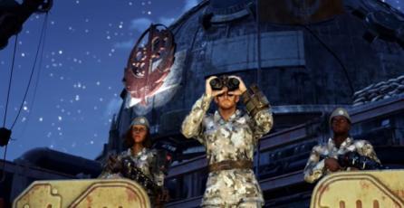 """Fallout 76: Steel Dawn - Tráiler Revelación """"Fractured Steel"""""""