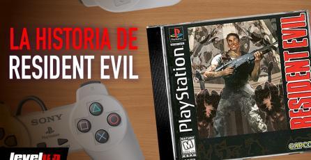 La historia detrás de <em>Resident Evil</em>