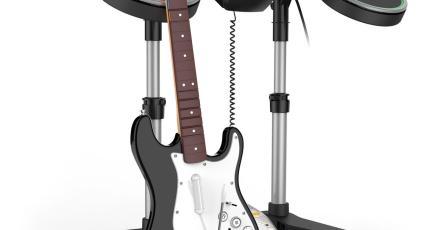Streamer consigue un kill en <em>Black Ops Cold War</em> con guitarra de <em>Rock Band</em>