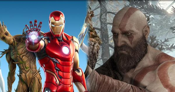 Fortntie Kratos : In the video below.the new #fortnite season 5 level 100 skin is like a kratos and thor mashup that evolves into barbarian blue surtur.