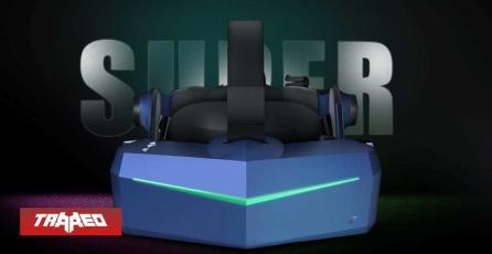 Nuevos lentes Pimax 5K Super te dejarán jugar en VR hasta con 180Hz