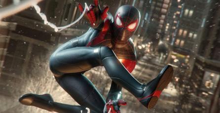 Tranquilo, crasheos de <em>Spider-Man: Miles Morales</em> no ponen en peligro al PS5