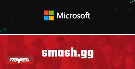 Microsoft compra sitio web de torneos de esports Smash.gg