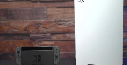 PlayStation 5 pone fin a la racha de Switch en Reino Unido