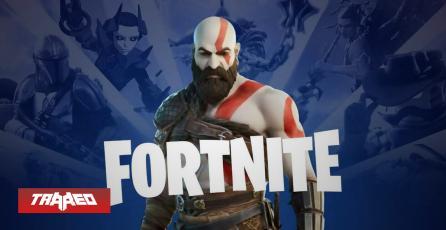 Kratos llegará a Fortnite como personaje jugable en la temporada 5