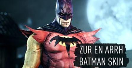 Años después de su estreno,<em> Batman: Arkham Knight</em> consiente a sus jugadores con skins