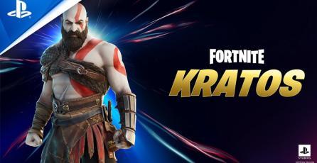 <em>Fortnite: Battle Royale</em> - Trailer del set de Kratos