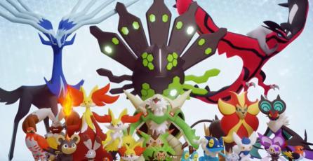 "Pokémon GO - Tráiler ""Pokémon Región Kalos"""