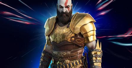 <em>Fortnite</em>: ¿Cómo conseguir a Kratos con armadura dorada?