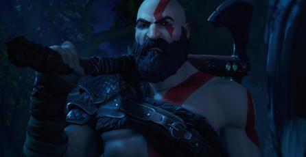 Usuarios se asombran al ver el logo de PlayStation y a Kratos en el menú de Xbox
