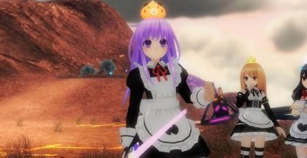 Así luce <em>Neptunia ReVerse</em> para PlayStation 5