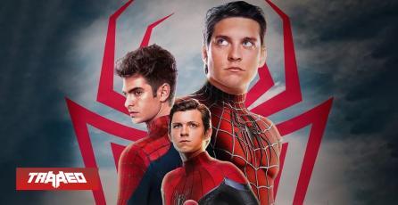 Video de Sony confirmaría posible crossover entre los 3 Spider Man en el mismo multiverso