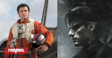 Oscar Isaac hará de Snake en película de Metal Gear Solid