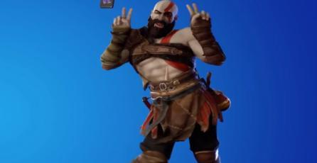 Los bailes de Kratos en <em>Fortnite</em> están generando opiniones encontradas