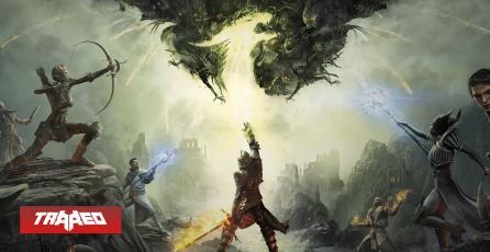 El nuevo Dragon Age 4 será revelado en los Game Awards 2020