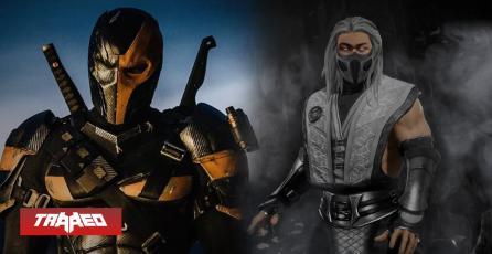 Email filtrado revelaría llegada de Smoke y Deathstrokeen nuevo DLCa Mortal Kombat 11