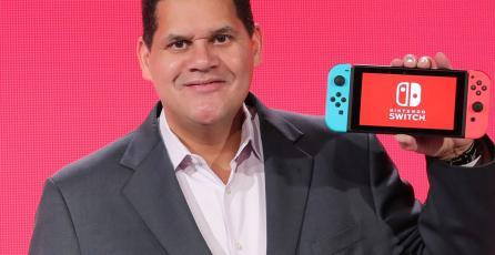 Reggie Fils-Aime estará en The Game Awards 2020