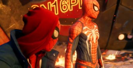 "Marvel's Spider-Man: Miles Morales - Tráiler ""Just the Facts: A New Spider-Man"""
