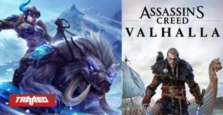 Descubren easter egg de League of Legends en AC: Valhalla